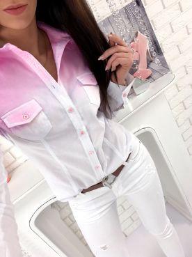 Рубашка  Омбре  - артикул: 27241