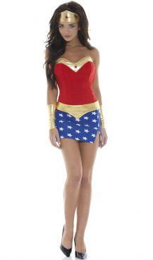 Костюм  Wonder woman  - артикул: 2851