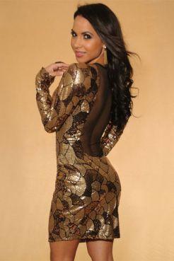 Платье  Зения  - артикул: 8522
