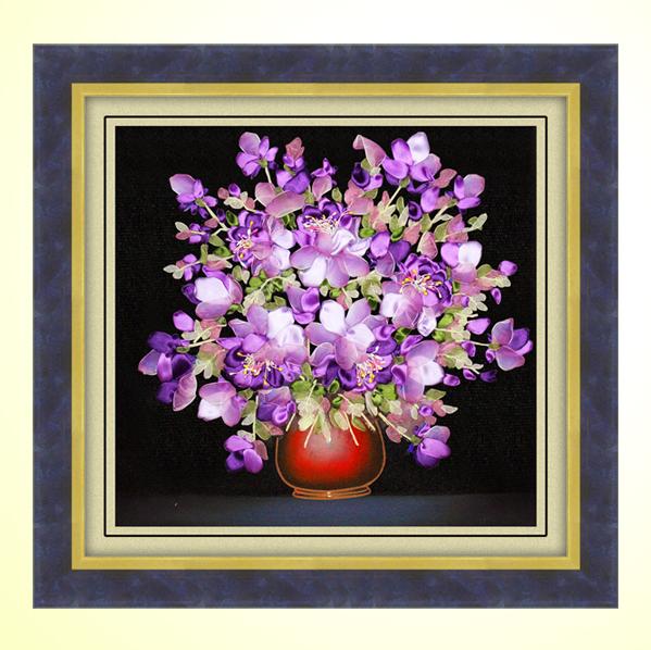 """""""Фиолетовые цветы"""" (фото"""