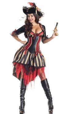 Костюм  Секси Пиратка  - артикул: 20843