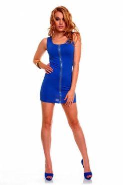 Картинка Платье Синее Доставка