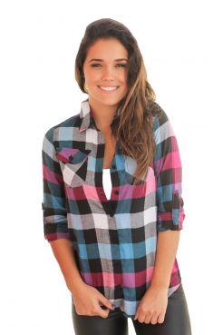 Рубашка  Шерил  - артикул: 27875