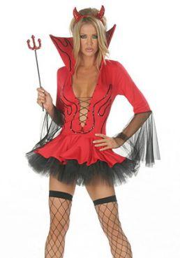 Платье  Дьяволица Лил