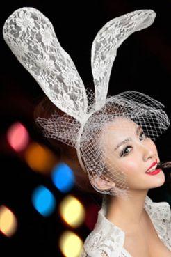 Ушки  Белый кролик  - артикул: 21139