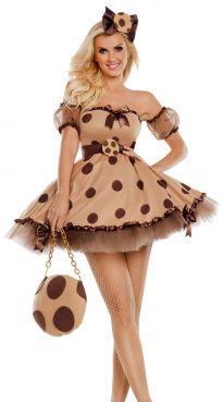 Костюм  Шоколадная крошка  - артикул: 27669
