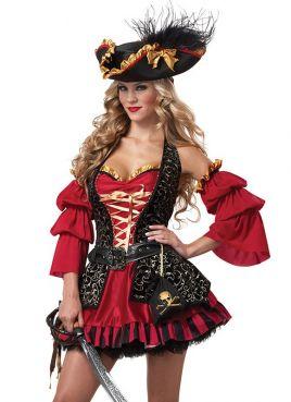 Костюм  Испанская Пиратка  - артикул: 9819